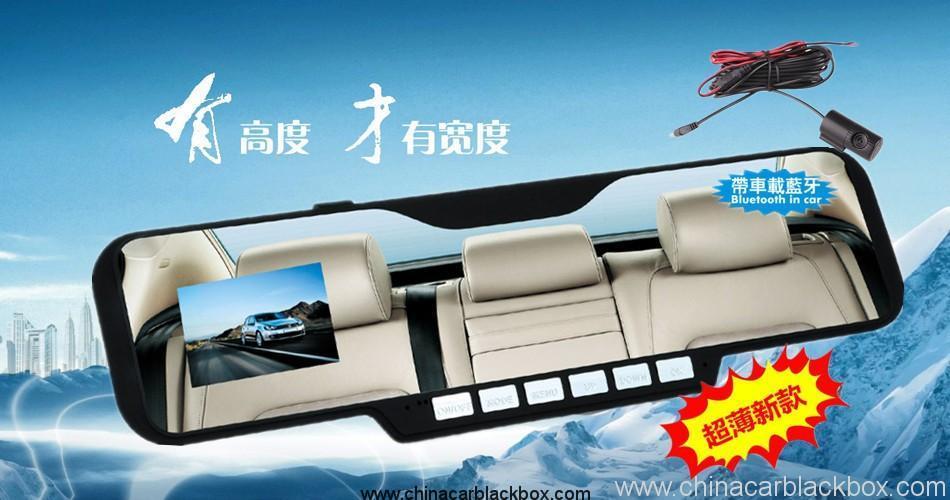 720P HD dvr car night vision car dvr with bluetooth 2