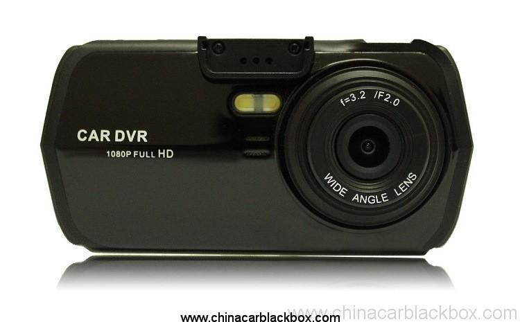 1080P 2.5 Inch Vehicle Digital Camcorder Dash Video DVR of 130 Degree+H.264+G-Sensor+Seamless Record 3