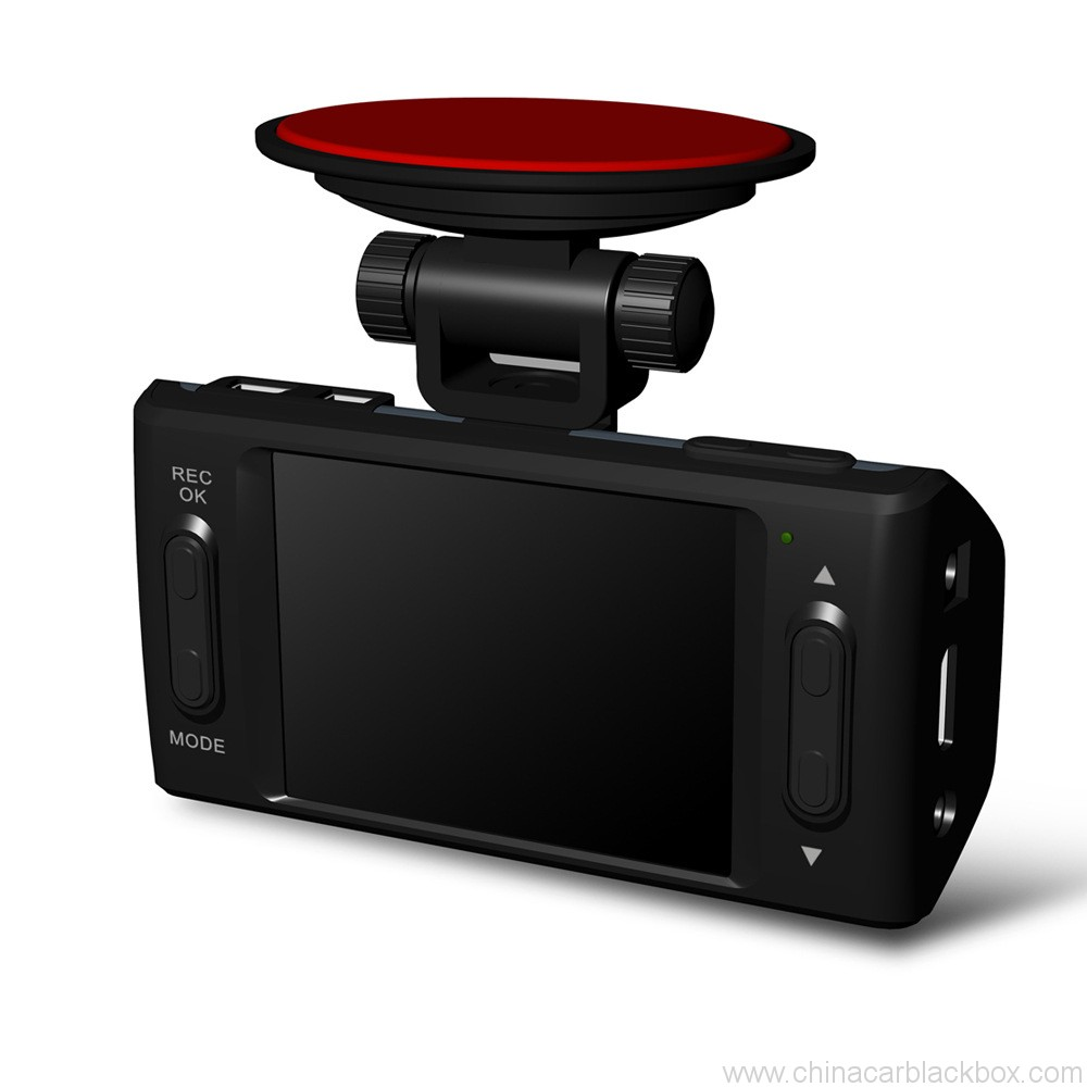 1080P Night Version Full HD Car DVR With GPS 3
