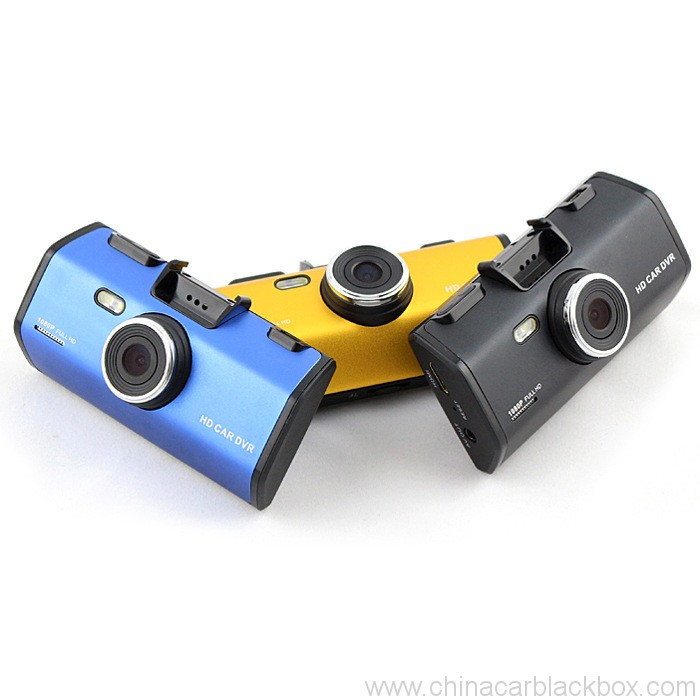 1080P Night Version Full HD Car DVR With GPS 5