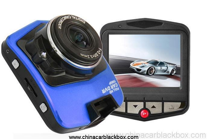 2.0 inch 170degree ultra wide angle 1080P Parking Monitor Dashcam WDR dash cam