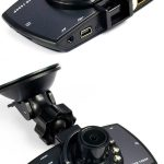 Car dvr dash cam dvr recorder Night vision wide angle Full HD 1080P car black box 6