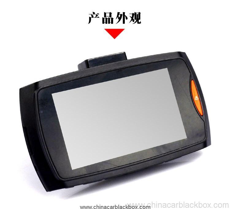 Car dvr dash cam dvr recorder Night vision wide angle Full HD 1080P car black box 7