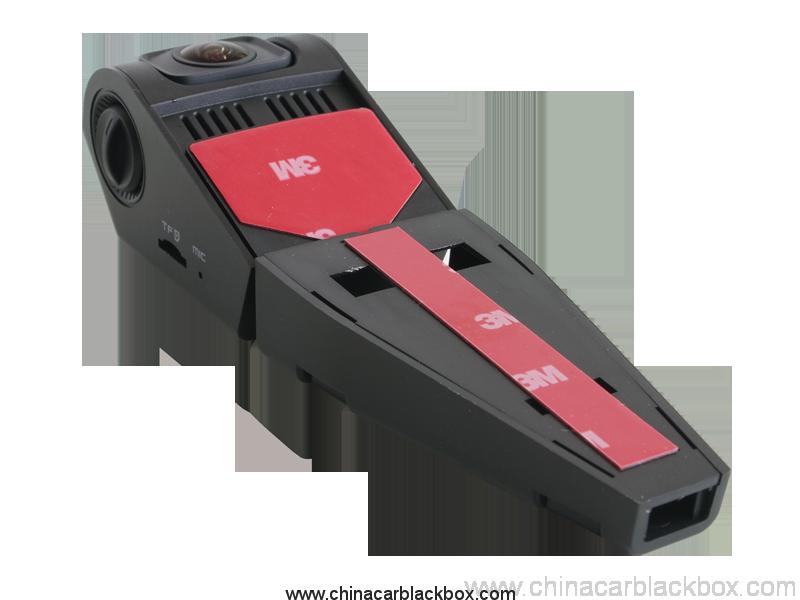 1.5 inch Hidden car DVR with 1080P , 3 megapixels, g-sensor, mobile detection, gps track, av out 2