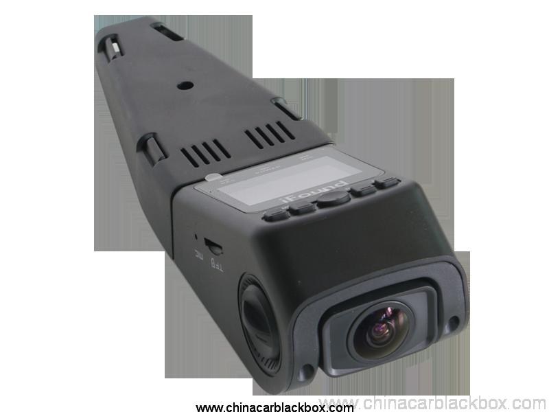 1.5 inch Hidden car DVR with 1080P , 3 megapixels, g-sensor, mobile detection, gps track, av out 5