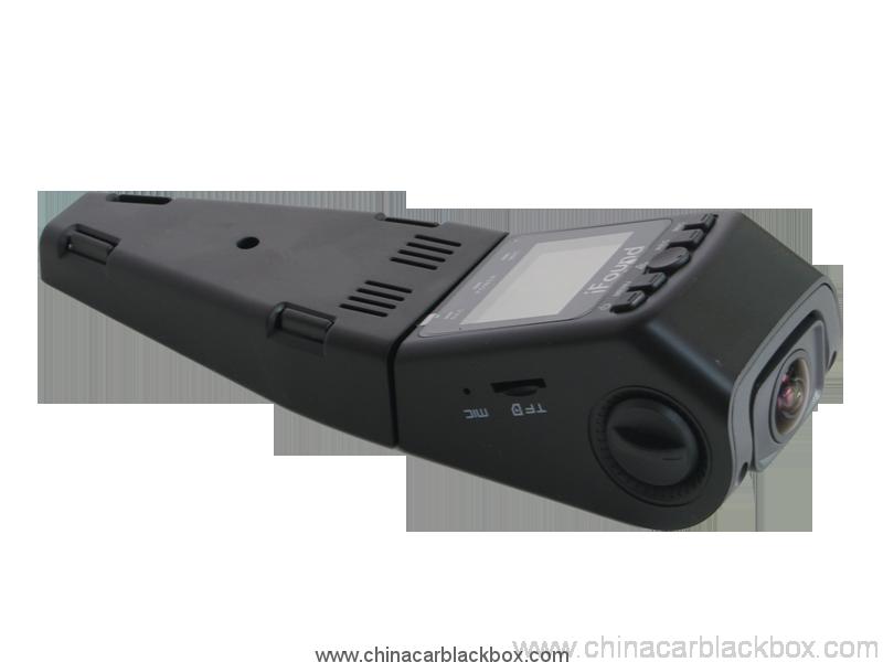 1.5 inch Hidden car DVR with 1080P , 3 megapixels, g-sensor, mobile detection, gps track, av out