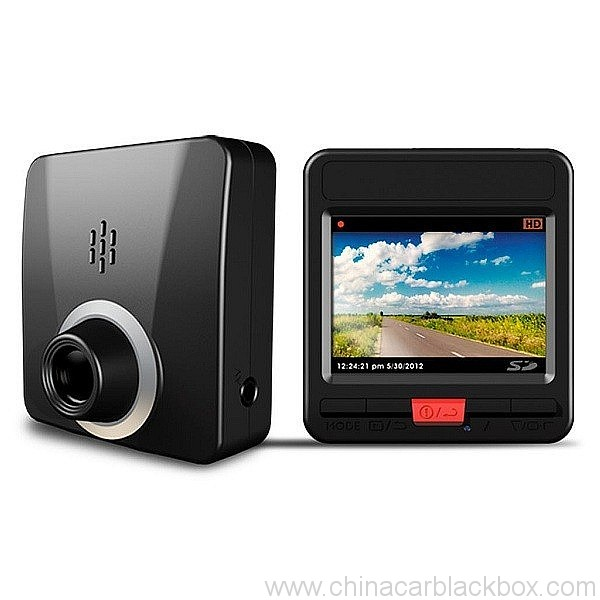 1080P In Car H.264 Video Recorder Dashboard Dash DVR Camera Black Box