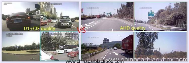 4 channel HD CAR DVR 2
