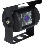 9 inch 4CH quad cameras system for truck bus van tractor 4