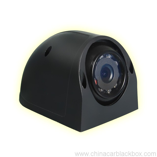 9 inch 4CH quad cameras system for truck bus van tractor 6