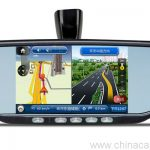 vehicle mounts avaliable car rear view mirror car dvr with radar detector