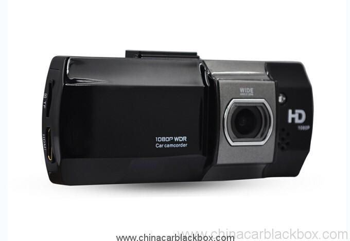 2.7 inches TFT 120 degree wide-angle car DVR black box 3