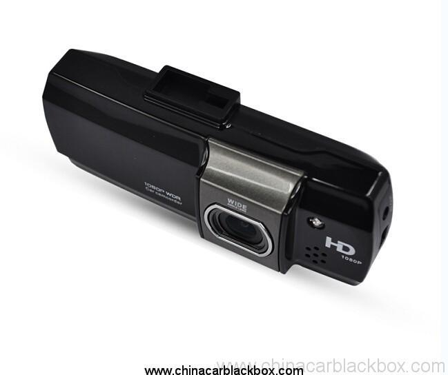 2.7 inches TFT 120 degree wide-angle car DVR black box 5