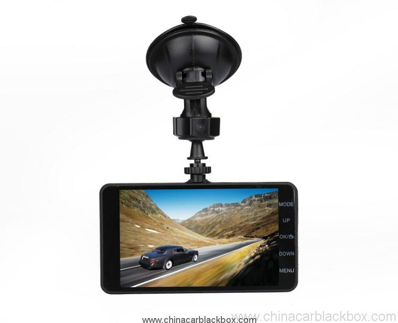 4 Inch 1080P Car DVR LDWS Car Black Box 2