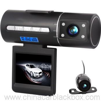 Dual Car Dash Camera HD Car DVR Black Box