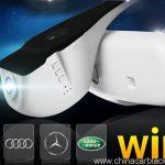 wifi Hidden Car DVR Night vision 1080P car black box 3