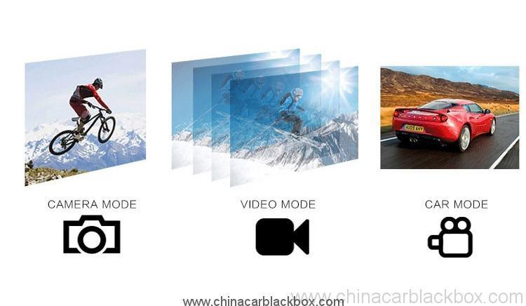 360 Mini WiFi Panoramic Video Camera 4K 16MP Photo 3D Sports DV DVR 2