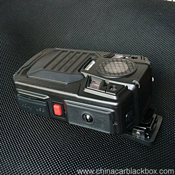 Auto infrared 16/32GB law enforcement portable body worn police video camera recorder 3