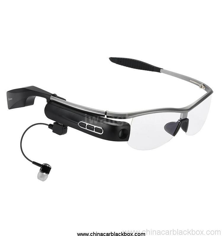 WEAR Smart Glasses Polarized Sunglasses Wireless Bluetooth 4.0 Video Recorder DVR 4