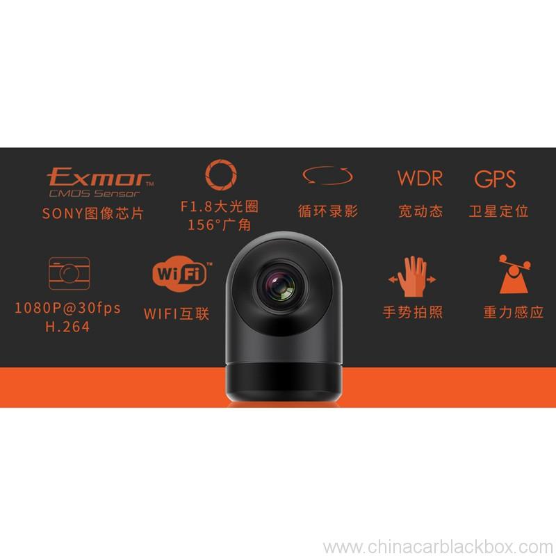 1080P HD 170 Degree Dash Cam Video Recorder car dvr with g-sensor 5