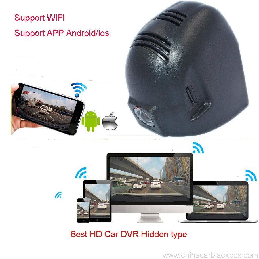 1080P WiFi Car DVR Dash Cam Camera fit for audi car 5