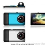 4.5inch Tablet PC Android Systeem Motion Detection Wifi GPS Car DVR 6