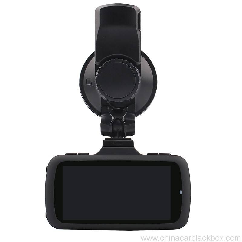 Car dvr with gps tracker 1296P HDMI+G-sensor+Display Speed 2