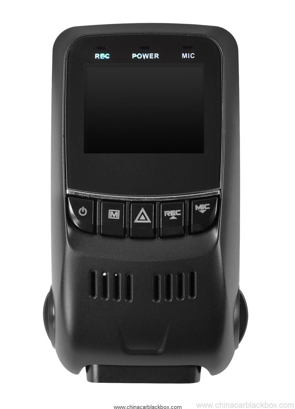 Dual cam camera 1.5 inch HD screen dash cam 3