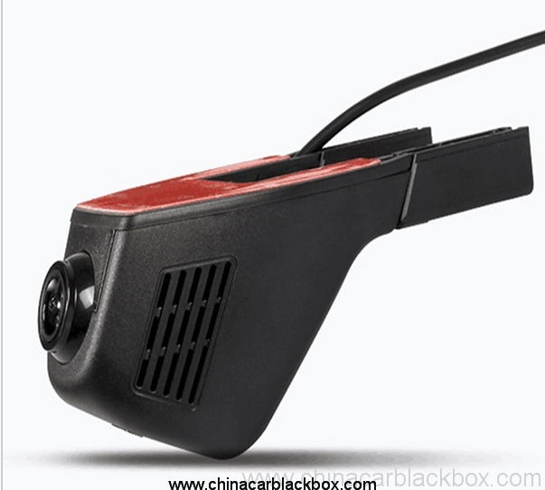 FHD 1080P Car DVR Built-in Wifi camera recorder Support APP Control 2