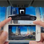 FHD 1080P Car DVR Built-in Wifi camera recorder Support APP Control 3