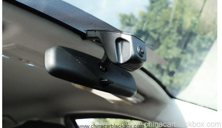 FHD 1080P Car DVR Built-in Wifi camera recorder Support APP Control 6