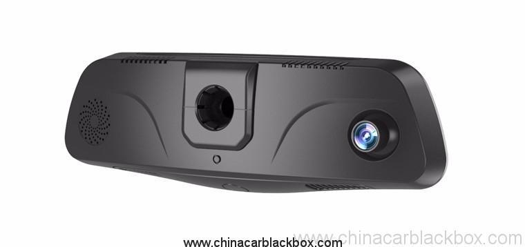 Full HD 1080P Vehicle Blackbox Car DVR Car Rearview Mirror Record mirror 3