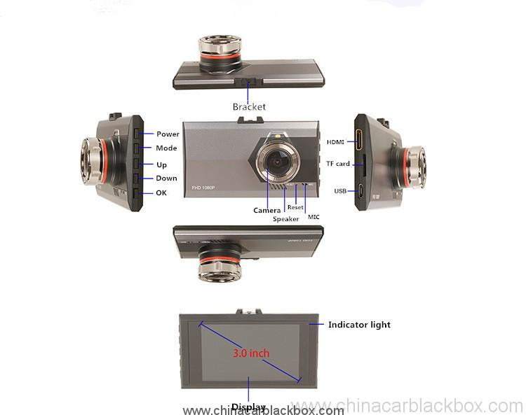 high definition 1080p night vision camera hengye dvr factory store