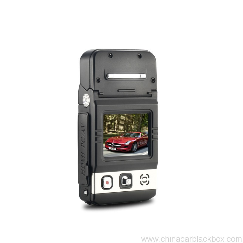 Mini Car DVR with Infrared Night Vision Lights 1080p 8