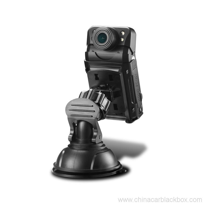 Mini Car DVR with Infrared Night Vision Lights 1080p 9
