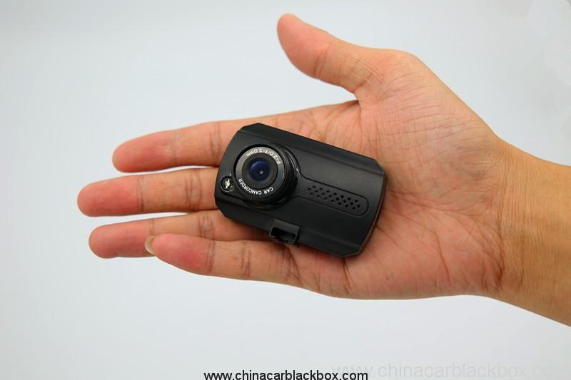 Wide angle automatic G-sensor IR night vision function mini wifi car dvr 2