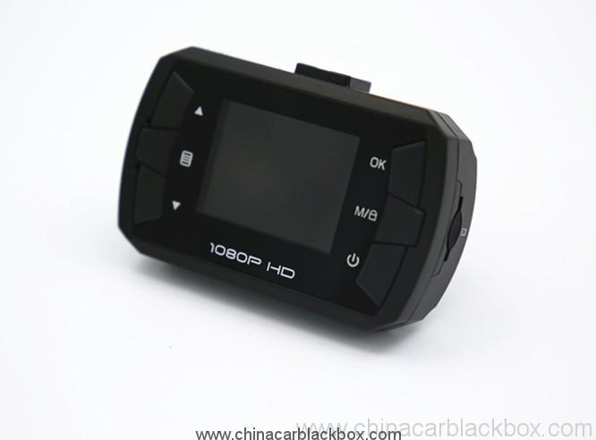 Wide angle automatic G-sensor IR night vision function mini wifi car dvr 3