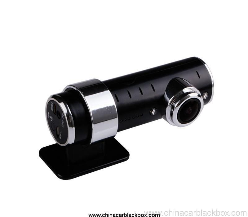 WIFI wireless manual car camera hd dvr with built-in rechargeable battery 3