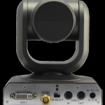 Telecommunication video camera with SDI interface for conference 6