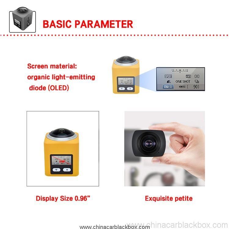 1448p remote control action sport camera 11