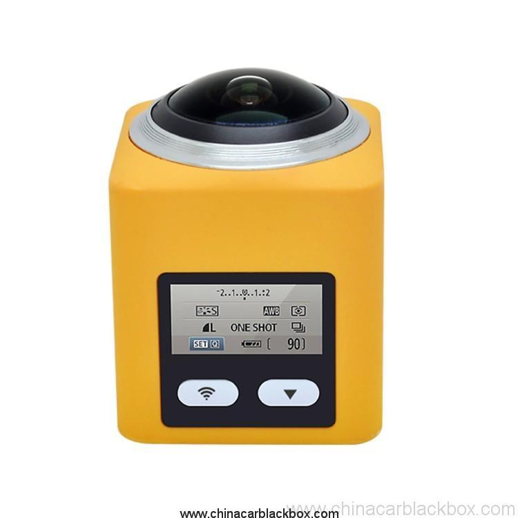 1448p remote control action sport camera 3