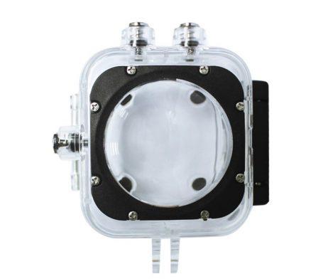 Waterproof full hd 1080p sport camera 210 degree wide lens 3