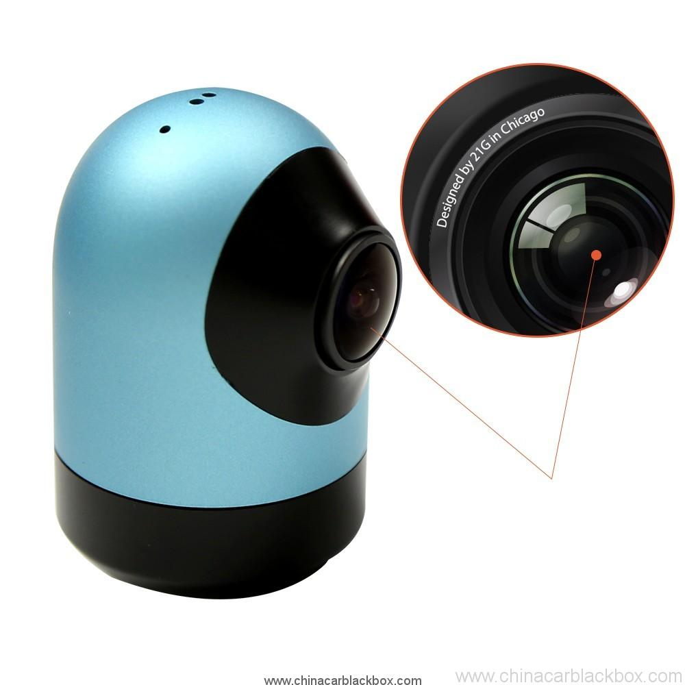 Wifi Connection dash cam Car Driving Recorder with GPS 5